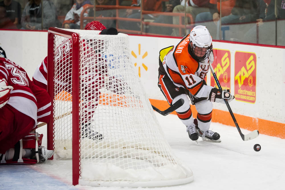 Falcons Thin the Herd in 5-0 Rout