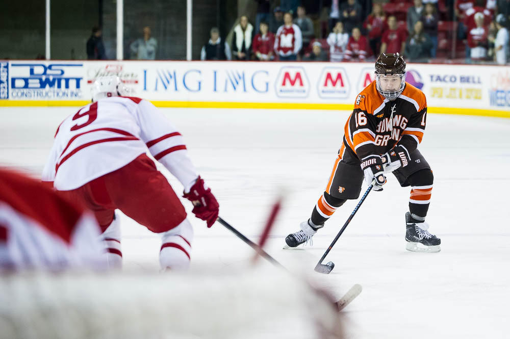 Friday Faceoff: Falcons face Minnesota State in important series