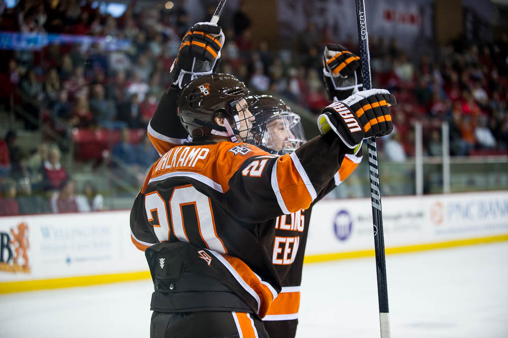 Bowling Green Clinches Third Place in 4-3 Win Over UAA