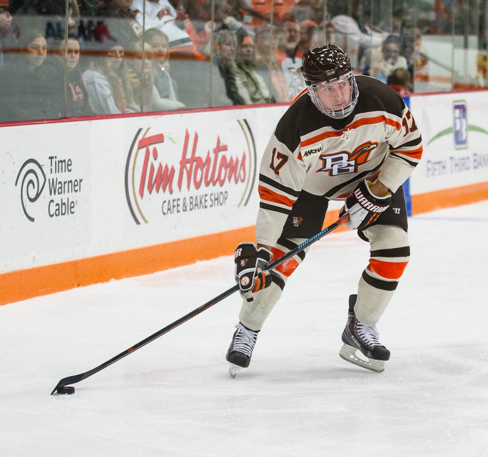 Notebook: Falcons face red hot Michigan Tech