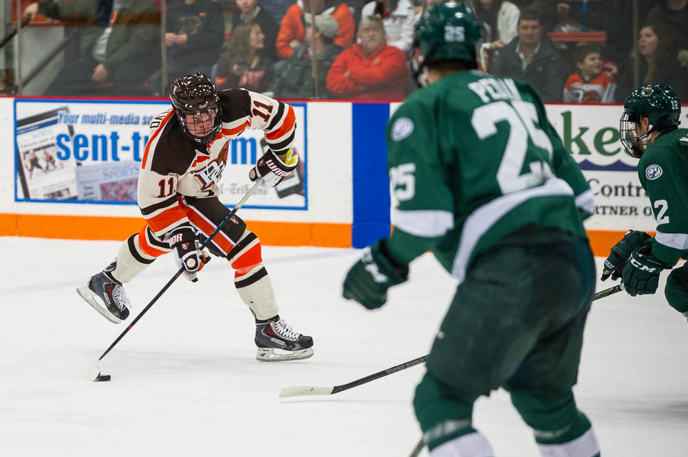 Notebook: Sullivan, veterans lead Falcons past Bemidji