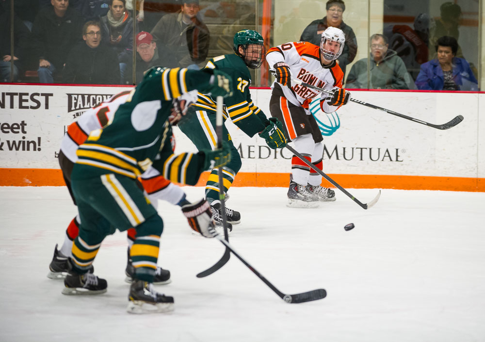 Notebook: Falcons looking to clinch home ice