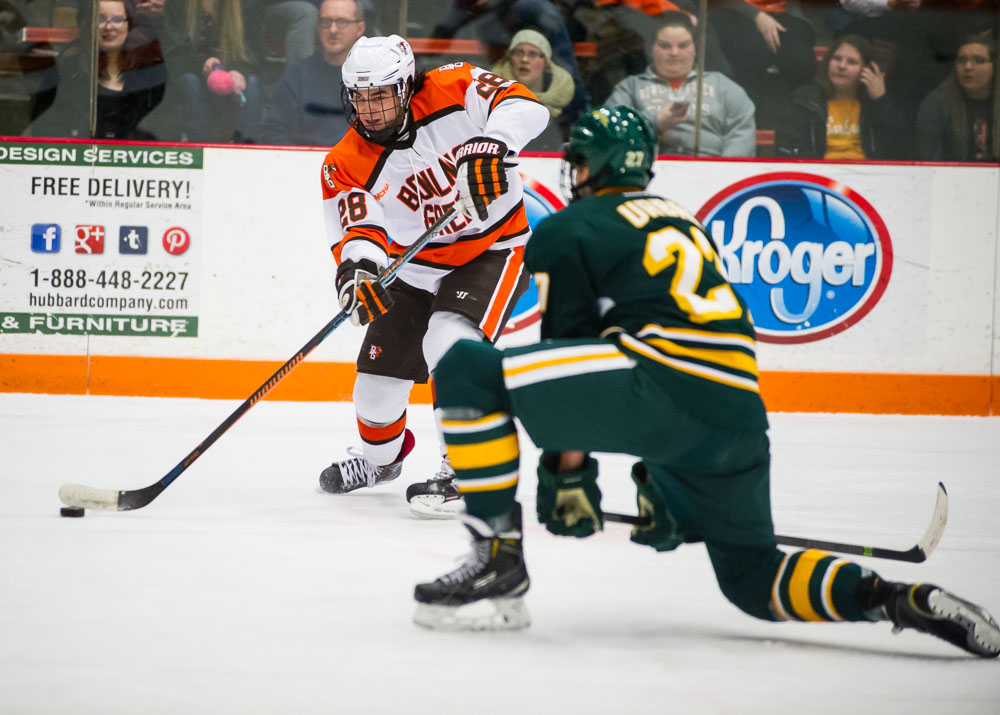 Late Rush Propels Wildcats past Falcons 3-2