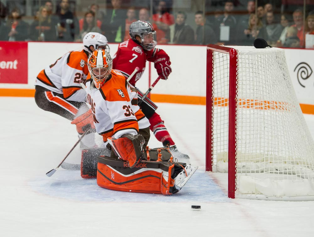 Nell Stops 25 in Shutout of Seawolves