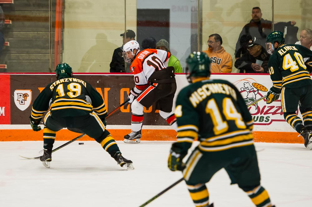 Post-Game Extra: Falcons dominant in series opener against NMU