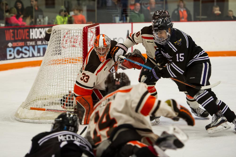 Post-Game Extra: Falcons rebound to play well in tie with Minnesota State