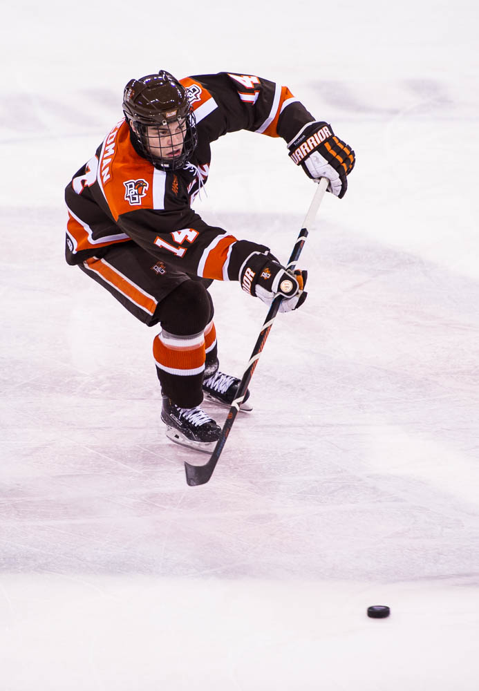Notebook: Falcons face critical series against Michigan Tech, Minnesota State
