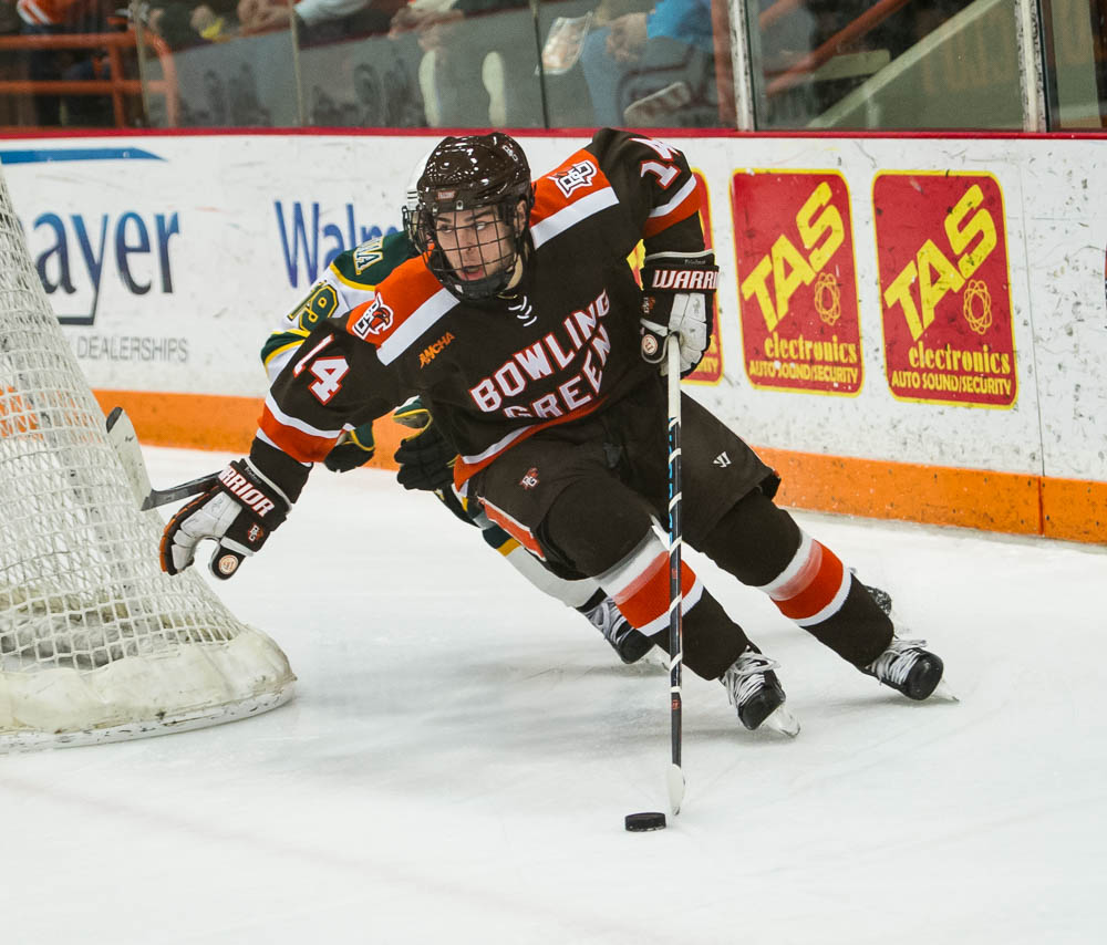 Friedman, Nell named to All-WCHA first-team; Walker, Cooper also honored