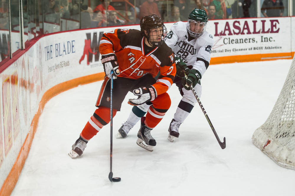 Notebook: BG officials decline comment on school's interest in NCHC, future in WCHA; 4-on-4 overtime proposal tabled