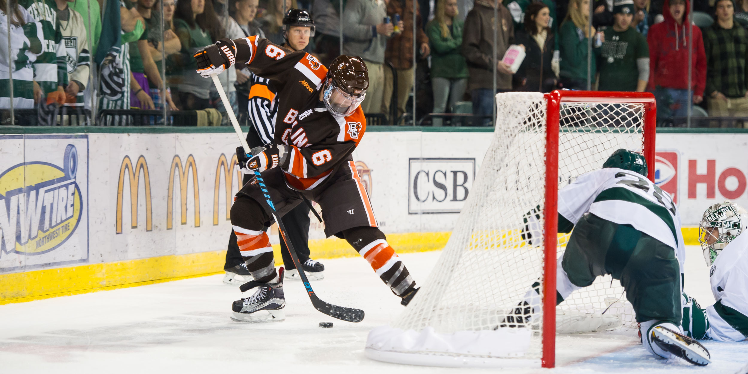 BSU completes sweep with 4-1 defeat of BG