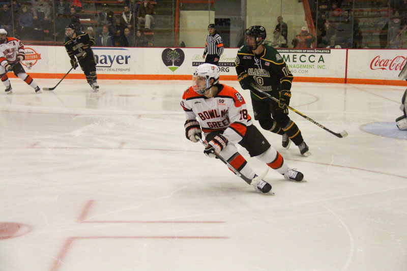 Falcons earn two points in double overtime win over UAA