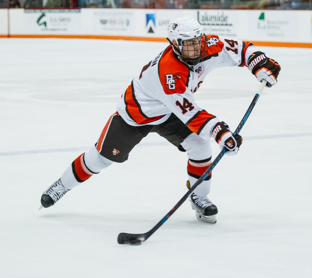 BG looking to bear down around the net, other notes