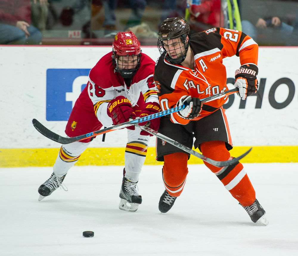 Falcons a 'no-show' in loss to Ferris