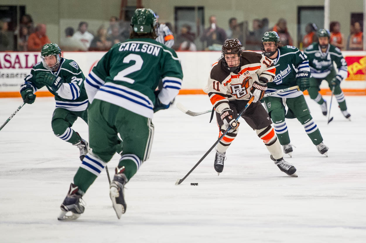 BG can clinch home playoff berth with sweep of UAH