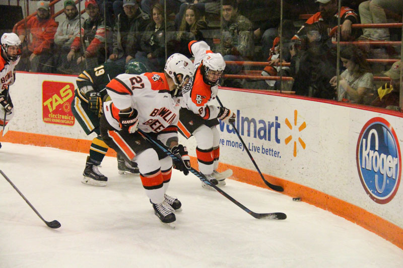 BG needs help to earn home ice, other notes