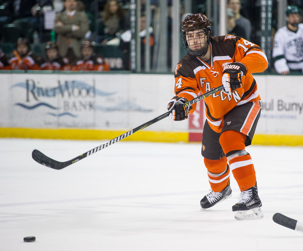 BG's Friedman signs with NHL Flyers