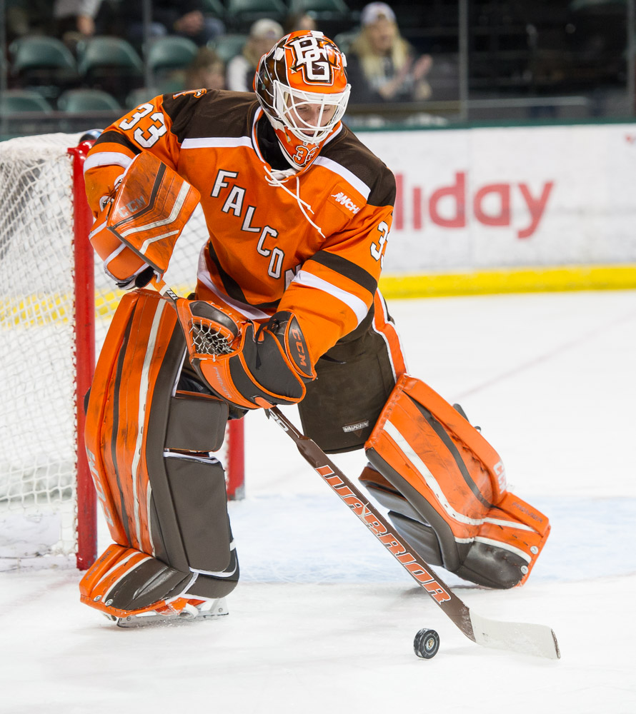 Falcons' Nell one step closer to the NHL