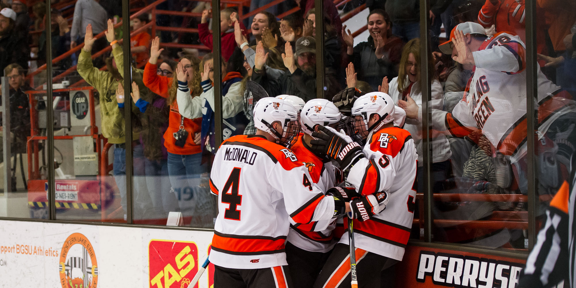 #17 Falcons tally three-straight to down Seawolves, 3-2