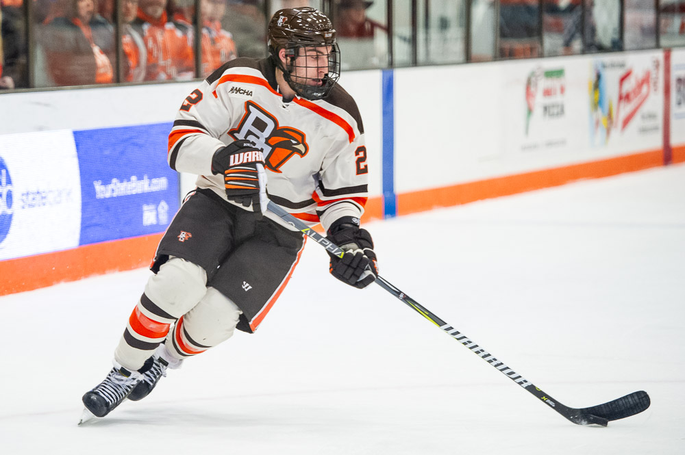 Updated Lukas Craggs Signs With Nashville Predators Bgsuhockey Com